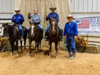 2018 DRTPA Finals - # 5 Penning - 2nd Place