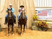 2018 DRTPA Finals - Jr Youth Ranch Sorting - 1st Place