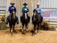 2018 DRTPA Finals - Paul Travis Memorial Buckle Winners