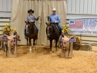 2018 DRTPA Finals - Sr Youth Ranch Sorting - 2nd Place