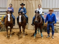 2018 DRTPA Finals - Sr Youth Team Penning - 1st Place