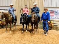 2018 DRTPA Finals - Sr Youth Team Penning - 2nd Place
