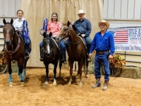 2018 DRTPA Finals - Sr Youth Team Penning - 3rd Place